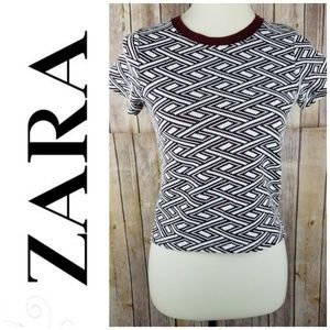 Zara Tribal Tee